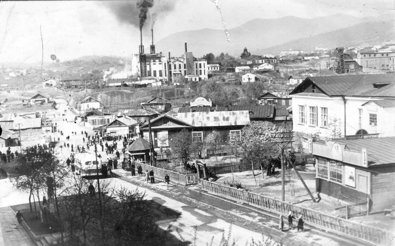 Фотографии города партизанск гибрид